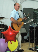 Peter Leidy - party performer (office parties, community events)